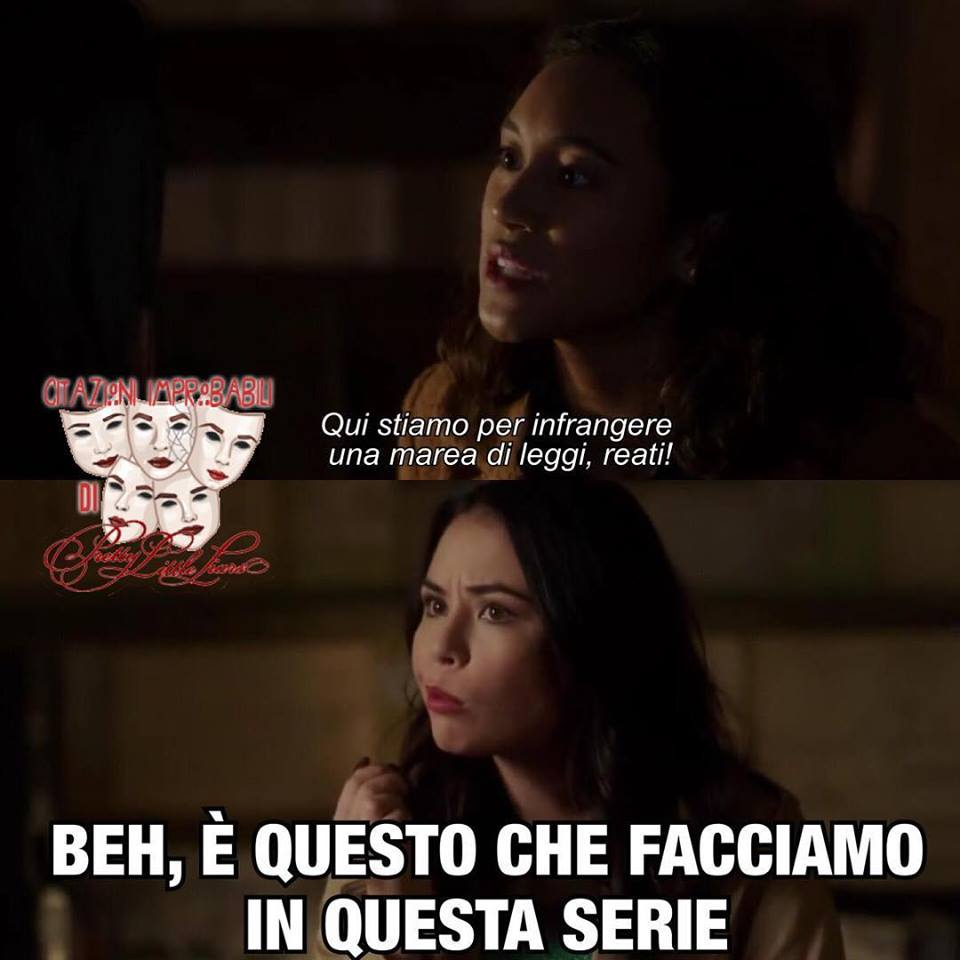 Pll The Perfectionists 1 05 The Patchwork Girl