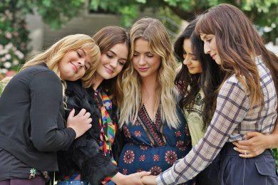 PLL: The Perfectionists – Le conversazioni sul cellulare con Aria, Spencer, Emily e Hanna!