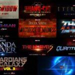 La lista di TUTTI i prossimi lavori targati Marvel Studios; [IN CONTINUO AGGIORNAMENTO…]